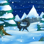 Winter is coming~ by BlaideBlack
