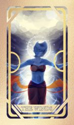 AATR Tarot - THE WINDS by MischiefJoKeR