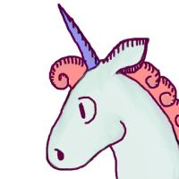 this is a unicorn by EGLemming