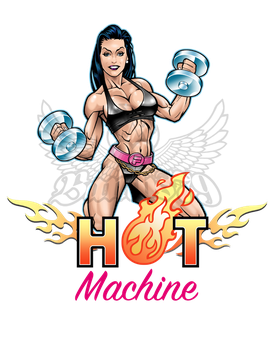 Hot Machine by Bambs79