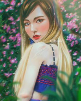 The Red Summer - Wendy by ririss