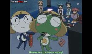Tamama x Keroro 55 by tackytuesday