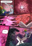 Medusa:Warrior of Justice the Graphic novel Pg 17 by BubbleDriver