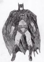 #1 : The Batman by LOrdalie