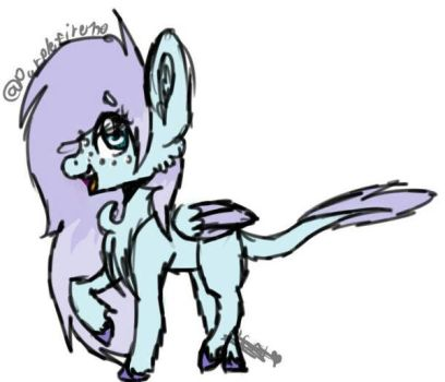 Here is what I draw and I really proud of it!! by Purplefire170