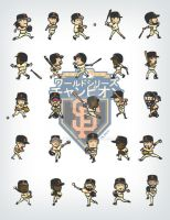 2010 World Series Champions by taneel