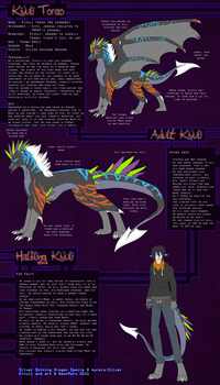Kivuli reference sheet by pandalecko