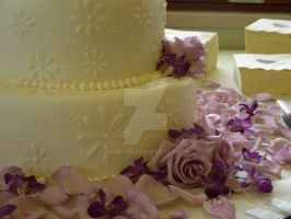 Wedding Cake Decorations 2 by Quachir