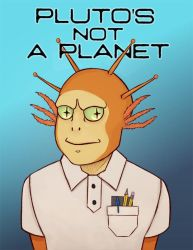 Pluto`s not a planet by Endewald