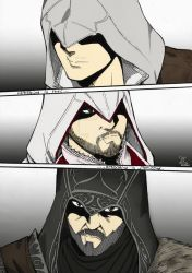 Ezio in time by Master-Zelos