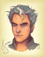 Jason Todd by chiipi