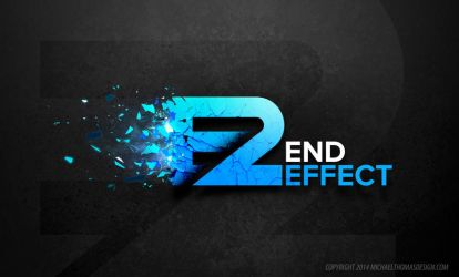 End Effect Gaming Community Logo by LittleBOYblack
