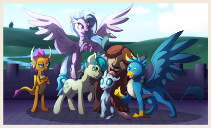 Group Photo by MasterOshawott