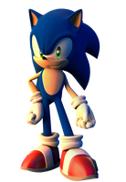 Sonic Unleashed Remake Upgraded by FinnAkira