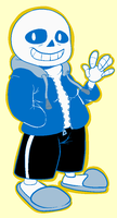 Sans by thepiplup