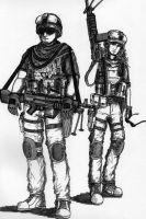 BF 3 US Support class by ThomChen114