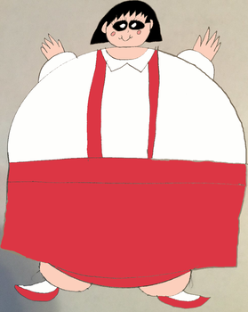 Inflated Maruko colored by Montyclan