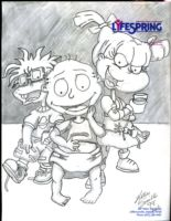 Rugrats by Katiereeree