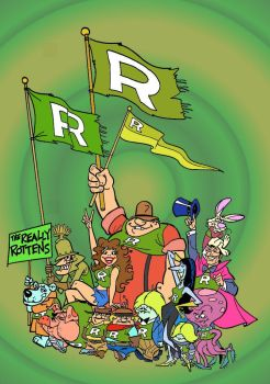 Laff-a-Lympics Really Rottens by slappy427