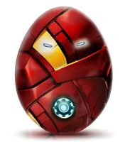 Iron egg by vin8it