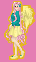 Fluttershy by Hime-Takamura