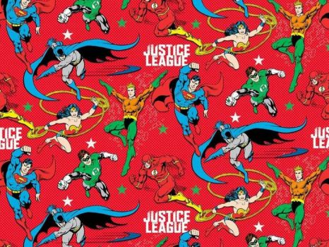 Justice League Christmas Wallpaper by Shulkie