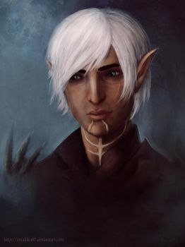 DA2 - Fenris by Smilika
