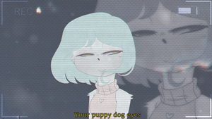 Puppy Dog Eyes | Animation meme | 3k ! by MadameSpookie