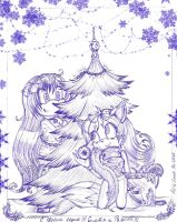 Gift For Giz and Puivei by Genetta-TO