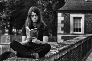 Reading Pleasures by Poetry-of-Shades