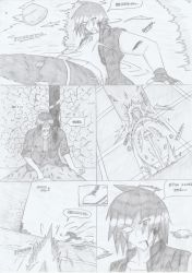 Manga for friend page 8 by XealXephnosse