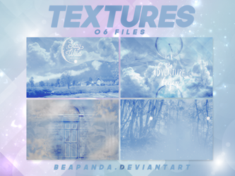 Textures 064 // Blue by BEAPANDA