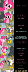 Pinkie Pie Says Goodnight: Pay It Forward by MLP-Silver-Quill