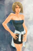 Jill the beautiful by Cocoz42