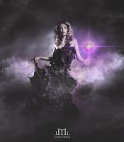 Lady of Darkness by LaercioMessias