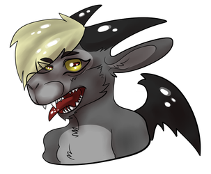 Blas Bust by PrinceDeathDefying