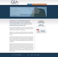 CEA Consulting by awholeuniverse