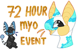 [CLOSED] 72 Hour Luceling MYO Event by goatsins