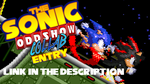 Sonic Oddshow Collab Entry: Too Fast, Too Edgy by AsuharaMoon