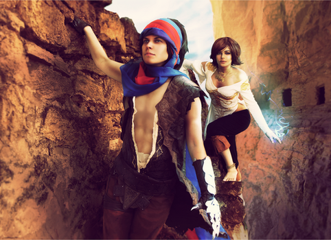 Prince of Persia: This way by MarikaGreek