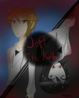 Jeffrey and Jeff the killer by Kiranizei