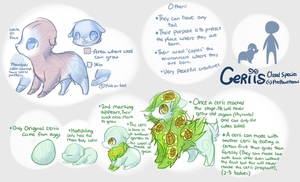:Ceriis Species Concept: by PrePAWSterous