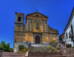 Church in the country - HDR by yoctox