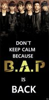 BAP One Shot by BlackOutwithyou