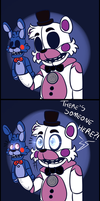 ITS JUST A FRICKIN MOUSE by PopAnimals