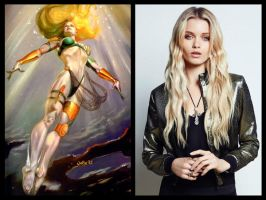 Marvel Movie Casting: Namorita by Myths-of-Genesis