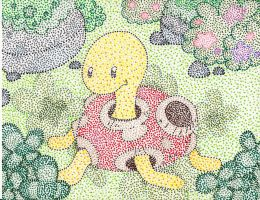 Dot Collection: VI Shuckle