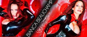 Bianca Beauchamp Sign by UniqueOneDesigns