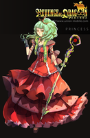 The Princess by wickedalucard