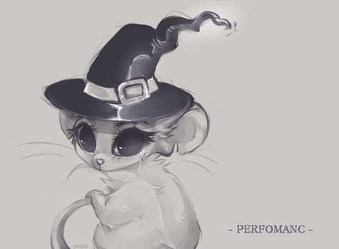 mouse by smallkofy